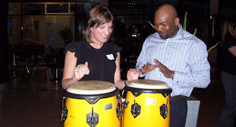 Afriquetone UK | African Drumming Lessons - Tuition for Large Groups, One-to-one Tuition or Private Lessons Available for All Ages